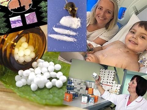 Устойчивость к кокаину и опрос про гомеопатию