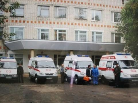 Медики нижегородской больницы [отравились неизвестным веществом]