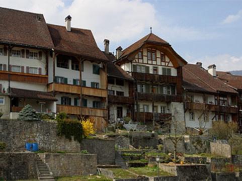 В Швейцарии построят [деревню для пациентов с болезнью Альцгеймера]