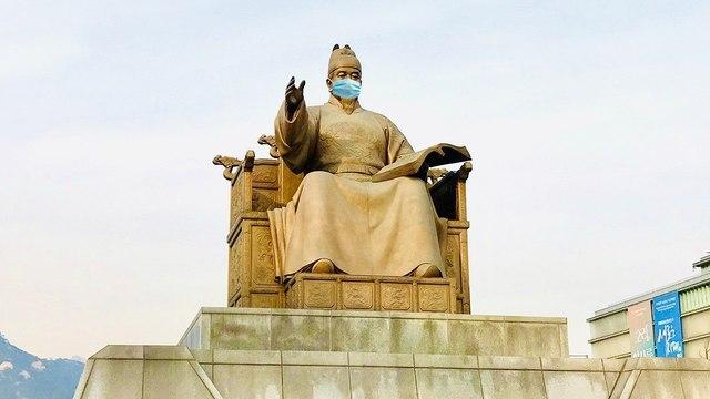 Южная Корея заявила о второй волне коронавируса в Сеуле