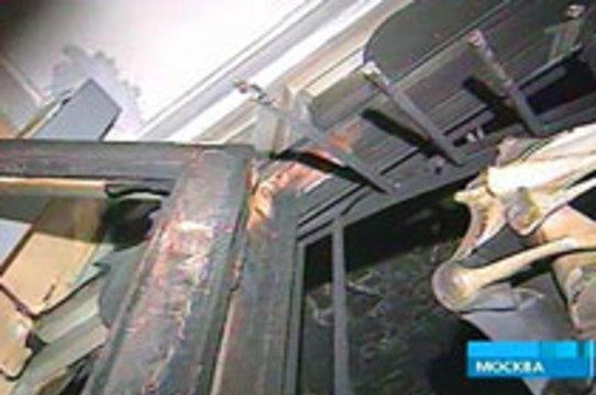 Причиной пожара в московской больнице стал поджог