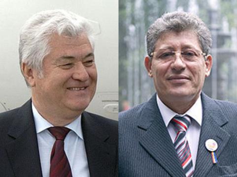 Молдавские политики [обиделись на ВОЗ]