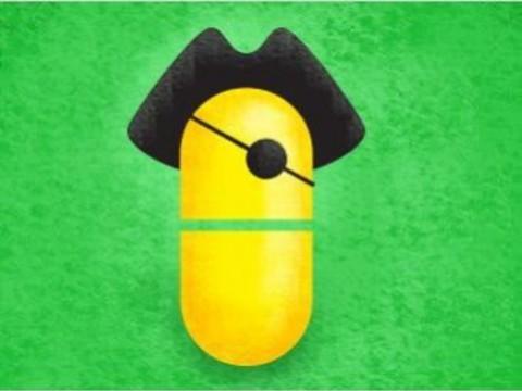 Нелегальные таблетки