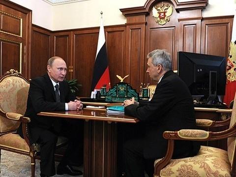 Главный эндокринолог предложил Путину создать «что‑то типа национального центра медицины»