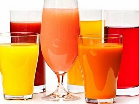 Фруктовые соки рекомендовали [исключить из здорового питания детей]