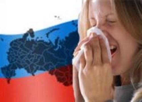 Санэпиднадзор: В России началась эпидемия гриппа