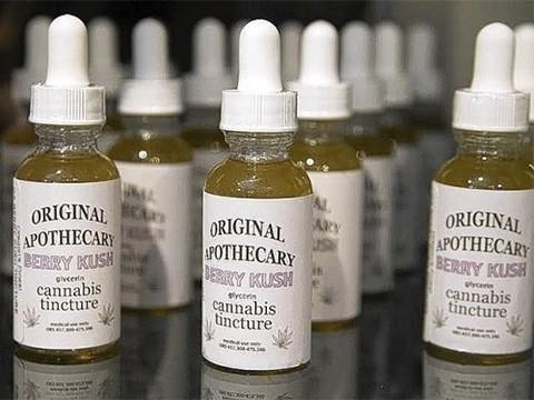 В США одобрили к применению жидкую медицинскую марихуану