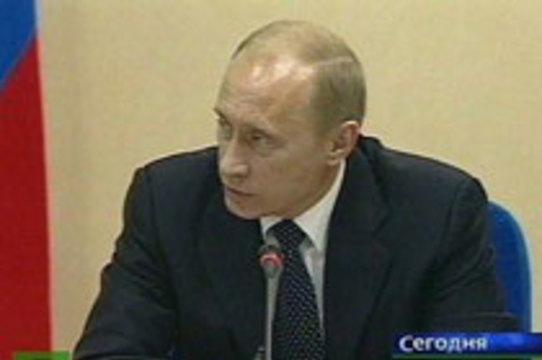 Владимир Путин поручил правительству не допустить проникновения птичьего гриппа в РФ