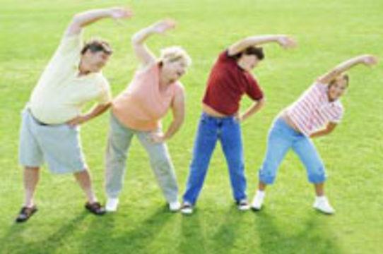 [Физически активные толстяки] живут дольше худых лентяев