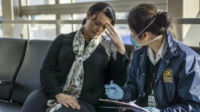 В США выздоровевшая от COVID-19 пациентка снова получила положительный тест