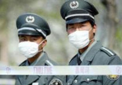 Китайца арестовали за заражение SARS