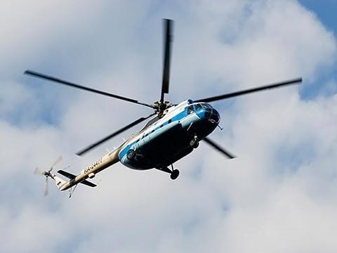 Спасатели обнаружили обломки пропавшего вертолета смедиками