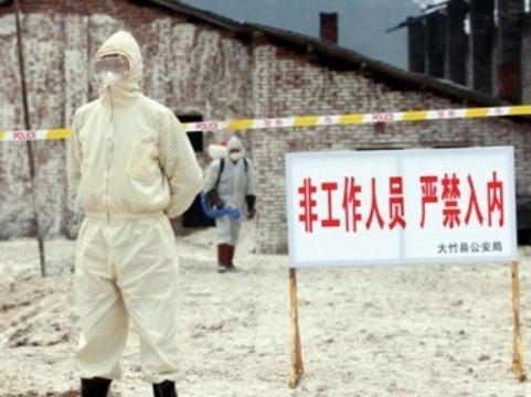 [Россияне начали отказываться] от поездок в Китай из-за чумы