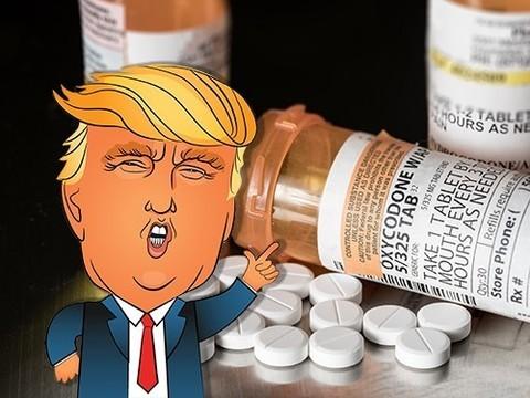 Трамп объявил в США режим ЧС в связи с опиоидной эпидемией
