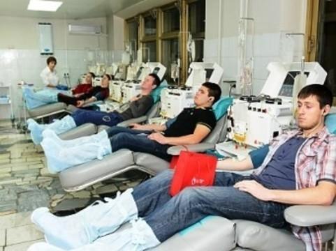 Денежные выплаты донорам крови [заменят социальными льготами]