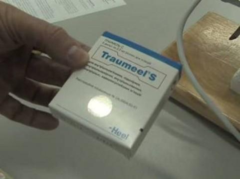 Украинская милиция [обнаружила 3,5 миллиона упаковок поддельных лекарств]