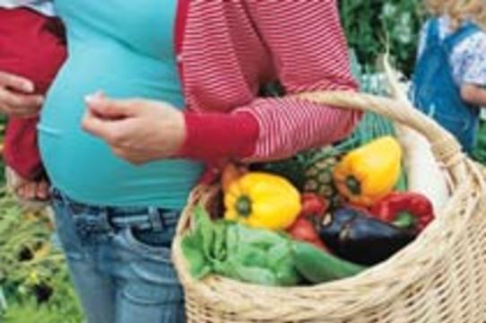 Средиземноморская диета во время беременности [защищает ребенка от астмы и аллергии]
