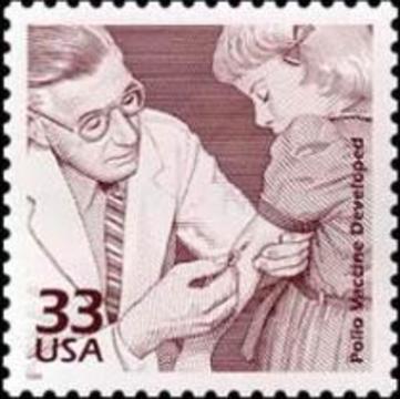 Советская вакцина от полиомиелита вызывает рак