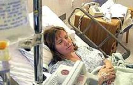 К женщине вернулась речь через 20 лет после травмы