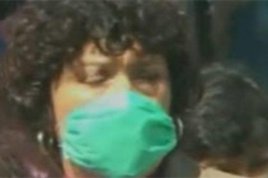 """В Мексике зарегистрировано более 1600 предполагаемых случаев [""""свиного гриппа""""]"""