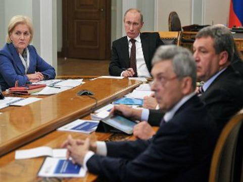 Путин подвел итоги [модернизации здравоохранения]