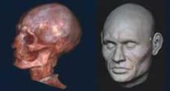 Египетской мумии сделали рентген