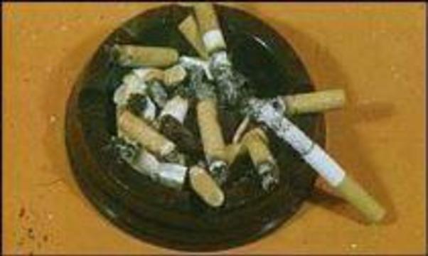 Табак и алкоголь идут рука об руку