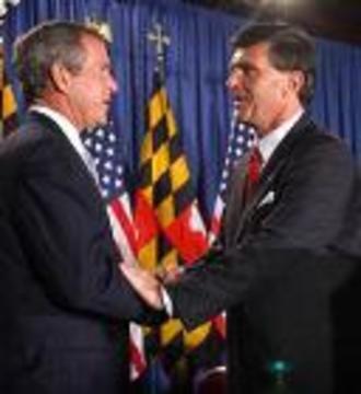 Буш поссорился с губернатором из-за травки