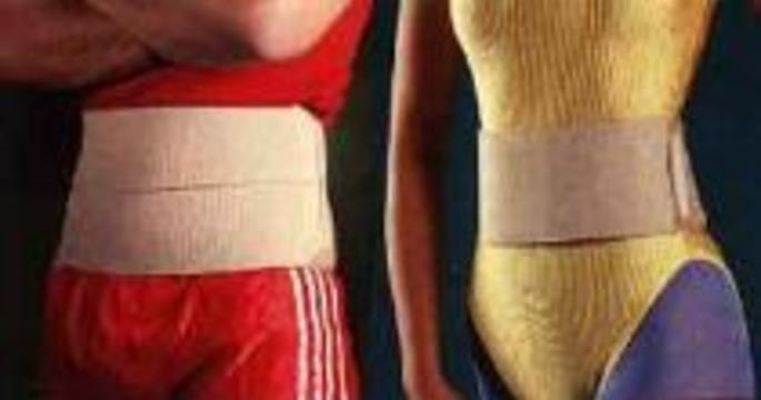 Ношение специальных поясов не защищает мышцы спины