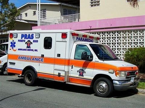 В Пуэрто-Рико пациент психиатрической клиники угнал «скорую»