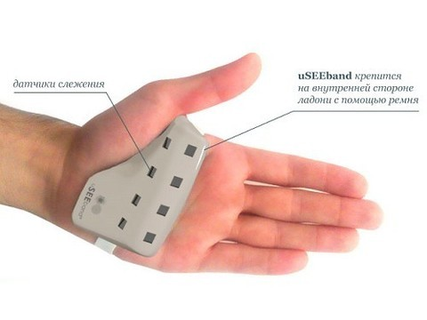 Создан электронный браслет, распознающий жесты дактильной русской азбуки