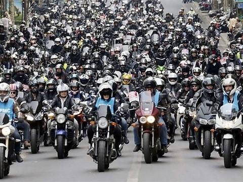 Мотоциклистам, согласным на донорство органов, могут снизить транспортный налог