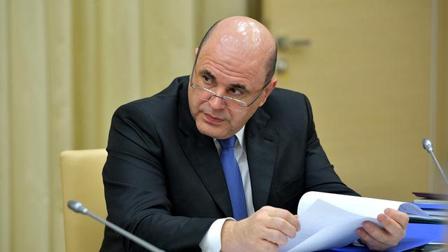 У премьер-министра Михаила Мишустина диагностирован коронавирус