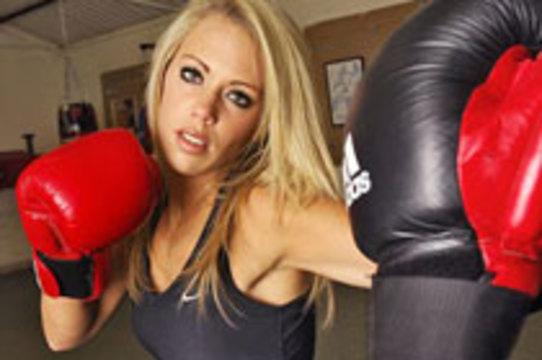 Женщине-боксеру запретили выступать на ринге [из-за искусственной груди]