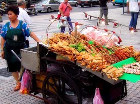 На Тайване обложат налогом [нездоровую пищу]
