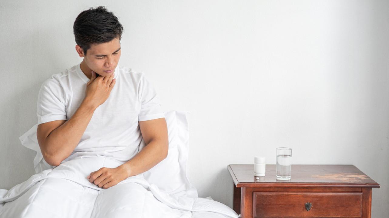 Эксперты назвали самые распространенные симптомы заражения «британским штаммом»