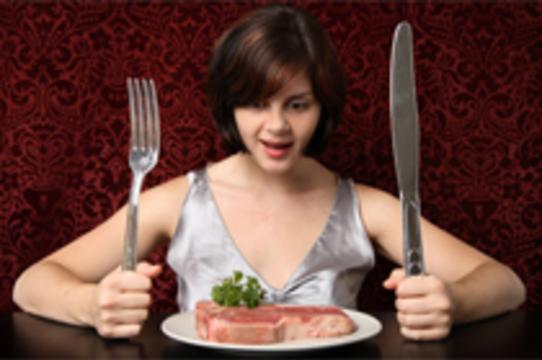 Мясо делает клетки человека [уязвимыми для кишечной палочки]
