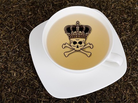 Травяной чай оказался ядовитым