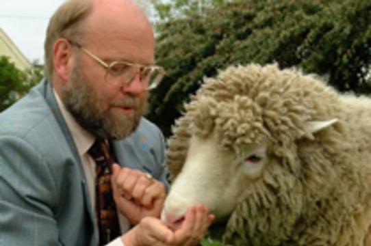 Создатель овечки Долли отказался от [клонирования человеческих эмбрионов]