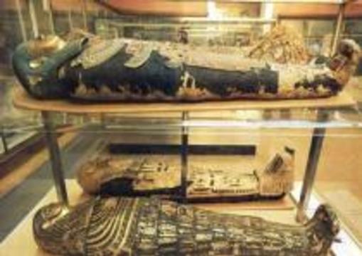 У египетской мумии обнаружен подвижный протез руки