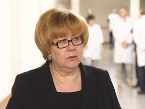 Вице-губернатору Петербурга внесено [прокурорское представление за горздрав]
