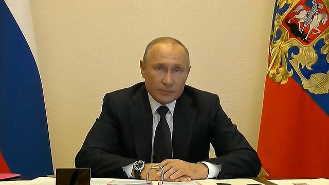 Путин продлил режим ограничений из-за коронавируса до 11 мая