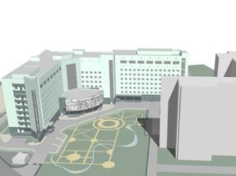 Новый центр лор-заболеваний [построят в Москве до конца 2010 года]