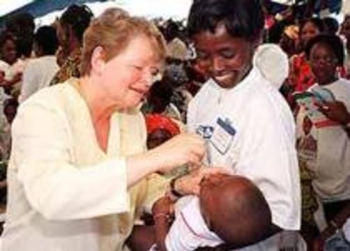 Победить полиомиелит к 2005 году едва ли возможно