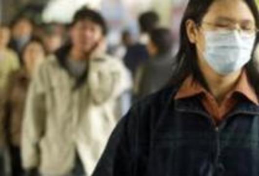 В Китае появились новые случаи SARS