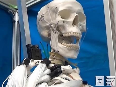 Создан робот с искусственной мускулатурой