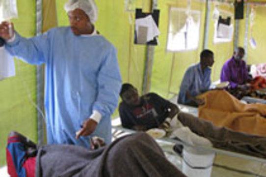 Число умерших от холеры в Зимбабве [приблизилось к 3 тысячам человек]