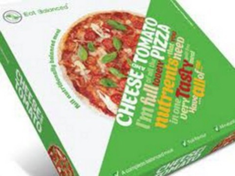 Британцев начали кормить [«самой здоровой пиццей в мире»]