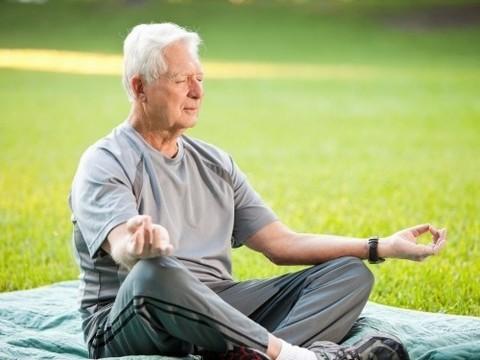 Здоровье сердца посоветовали [укреплять занятиями йогой]