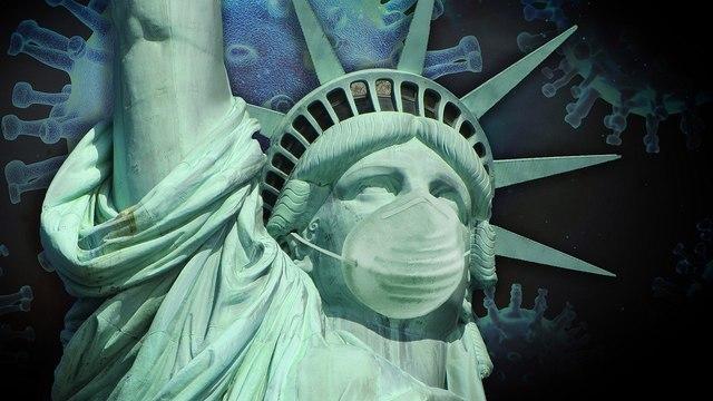 Реальное число заболевших в США может в 10 раз превышать официальные данные
